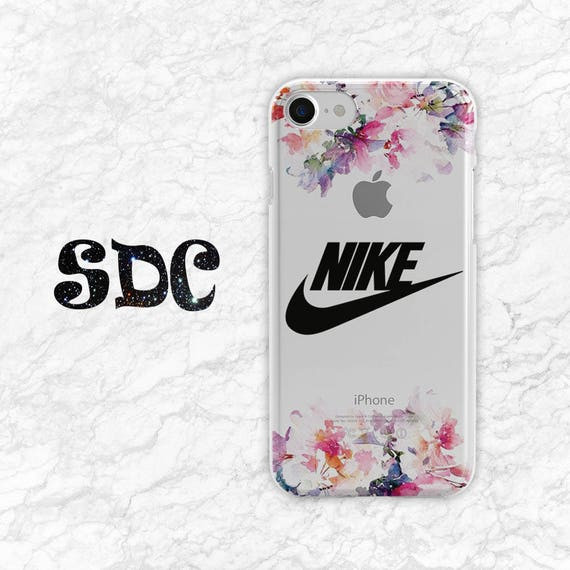 iphone 7 coque silicone nike