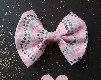 stars hair bow or headband