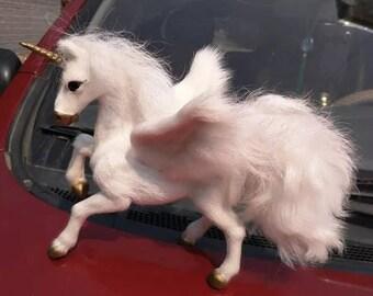 Unicorn figurine Mystical animals