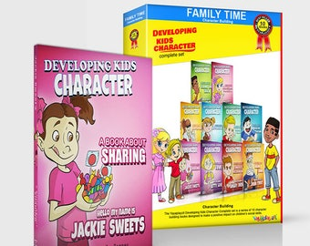 JACKIE SWEETS- A book about sharing