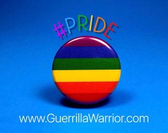 LGBT Pride (1.25 inch pinback button)