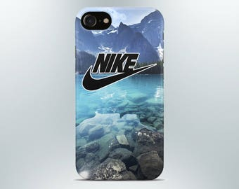 Nike phone case iPhone X 8 plus 7 6 6s 5 5s 4 Nike Samsung galaxy s8 s7 edge s6 s5 s4 note poster cover art print gift nike case air water