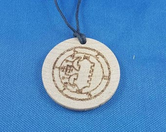 Goetic Sigil Necklace