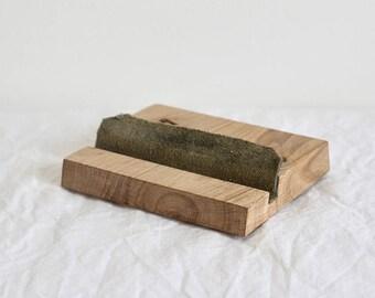 Oak IPad Tablet Stand
