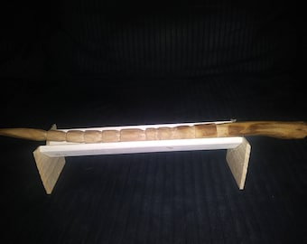 Magic wand, Harry Potter inspired, Hand carved