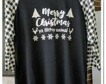 Home Alone Christmas shirt