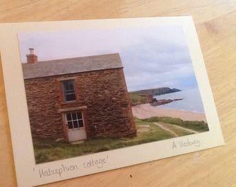 Dr Enys Cottage, Halzephron, Cornwall.