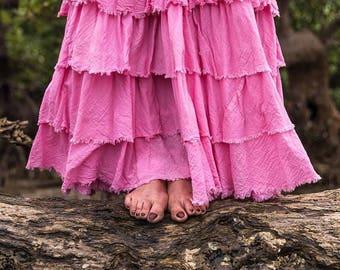 Pink Bella Skirt