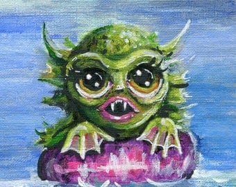 Baby Creature of the Black Lagoon
