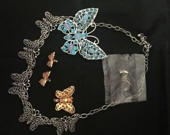 Costume Jewelry mixed lot
