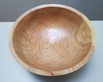 Handmade Honey Locust wood bowl