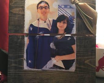 Custom photos in wood