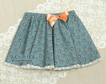 Girls Skirt | Toddler Girls Skirt | Little Girls Skirt | Circle Skirt | Toddler Girl Clothes | Toddler Circle Skirt | Baby Girls Clothing