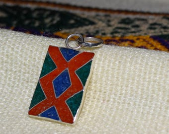 Peruvian pendant