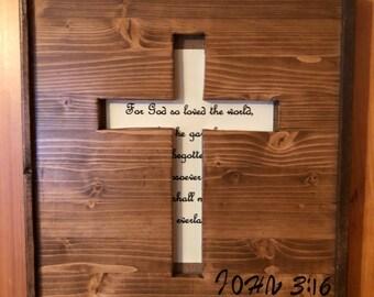 Wall Decor Cross
