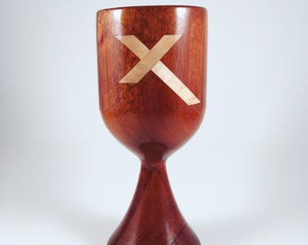 Chalice Goblet St. Andrews Cross