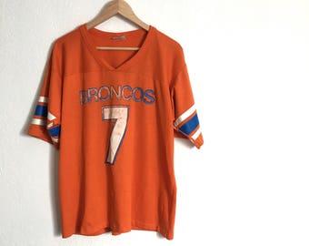 Vintage 80's Denver Broncos T-shirt