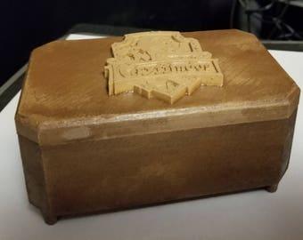 Harry Potter music box