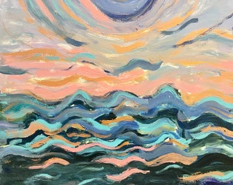 Sunrise, Phyliss Ewen