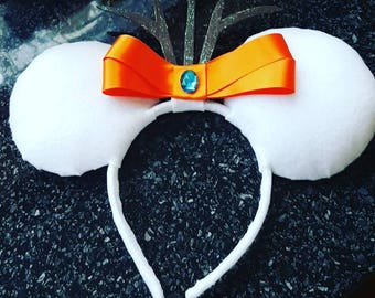 Olaf themed ears