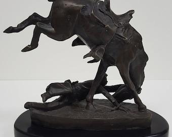 Frederic Remington Wicked Pony