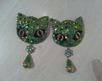 Green Cat Pasties