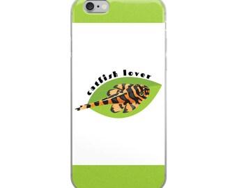 Pleco Catfish iPhone Case - Aquarium Fish Lover - Catfish Lover - Clown Pleco
