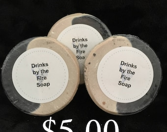 Drinks by the fire soap
