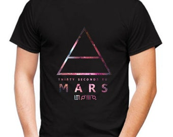 30 Seconds To Mars T-Shirt, 30 Seconds To Mars Shirt, 30 Seconds To Mars Tee