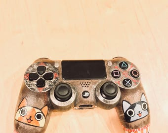 Customized games console controller