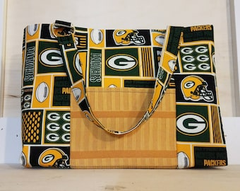 Small Green Bay Packers Shoulder Bag