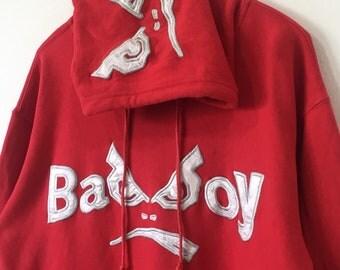 Bad Boy Hoodie Sweatshirt
