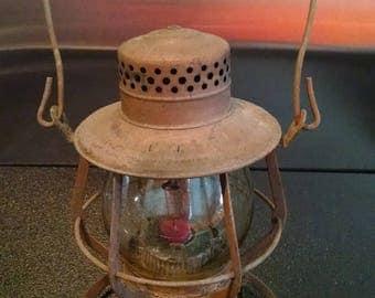 "Antique ""Casey"" Lantern"