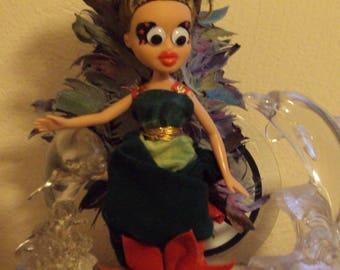 Bratz doll recycled-Christmas