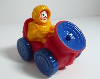 INSPIRING -- A Roving Astronaut McDonald's Ronald McDonald as a Happy Meal Toy 1991