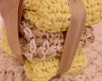 Napkins 100% Cotton x 3
