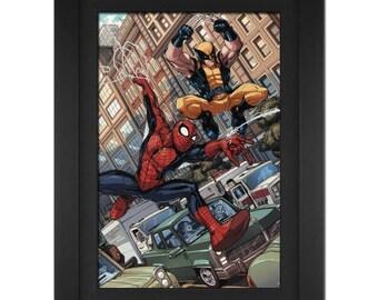 Astonishing Spider-Man and Wolverine #1