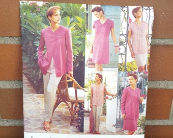 Vogue 1577 5 Easy Pieces 18-20-22 Sewing Pattern