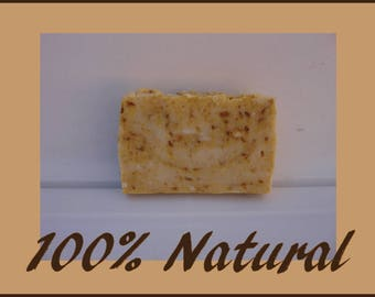 100% Natural Turmeric Soap