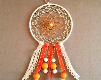 DreamCatcher diameter 10 orange