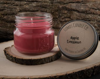 4oz Soy Candle - Apple Cinnamon