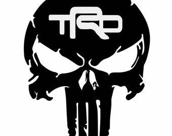 Punisher Skull TRD