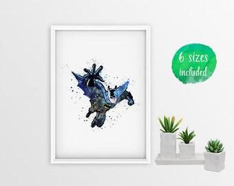 70% OFF Batman, Batman Poster,batman Wall Art,batman Art,batman