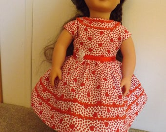 Doll Clothes, 18 in. doll clothes, American girl doll clothes, doll accessories,