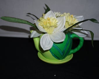 Princess and the Frog Inspired Teapot