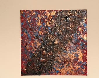 Original Splatter Painting #4