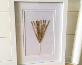 Pressed flowers - Reed2 art