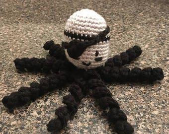 Raiders Octopus Crochet