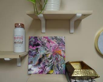 Trippy Drip Painting
