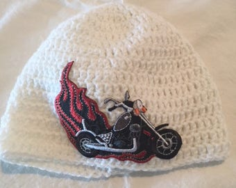 Motorcycle Hat